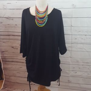 Black tunic from Torrid size 4